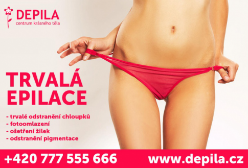 reference Billboard - Depila s.r.o.